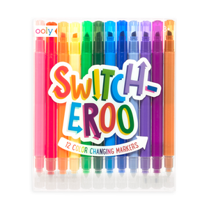 Switch-Eroo Colour Chaning Markers