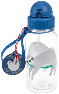 Sydney The Sloth Water Bottle