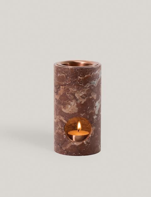 Synergy Oil Diffuser | Red Marble