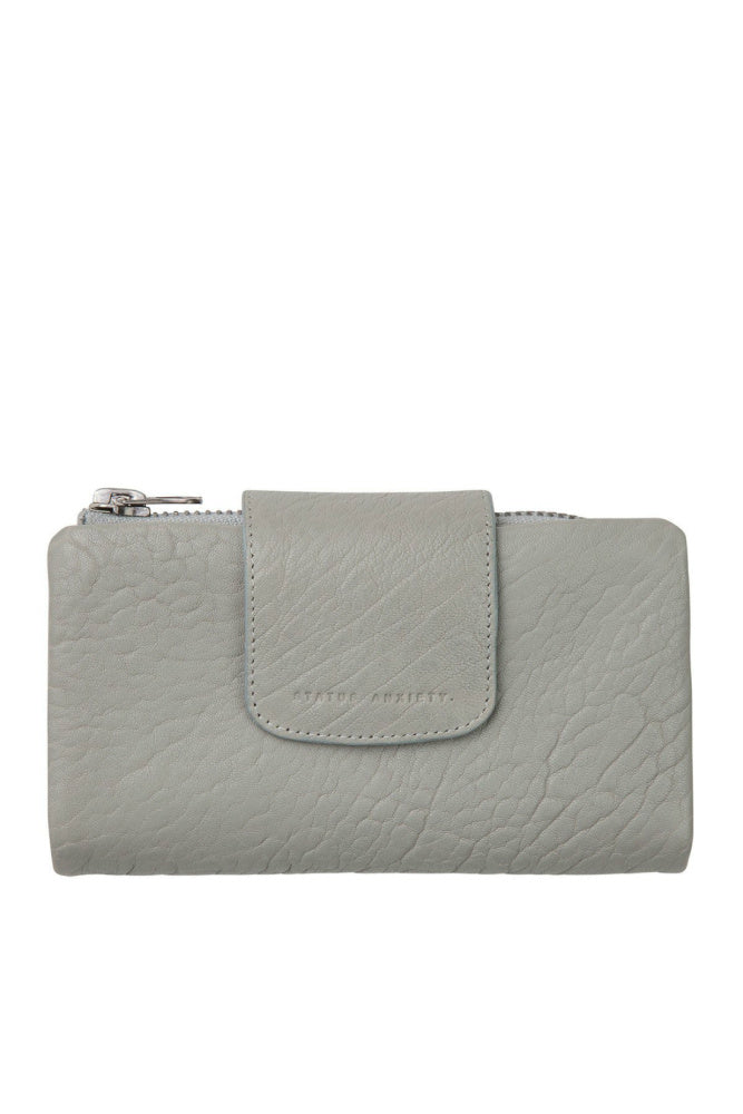 the fallen wallet | grey