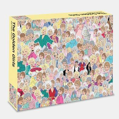 The Golden Girls | 500 PC Puzzle