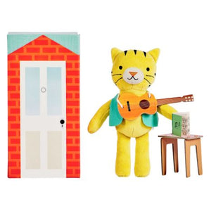 Theodore The Tiger Playset