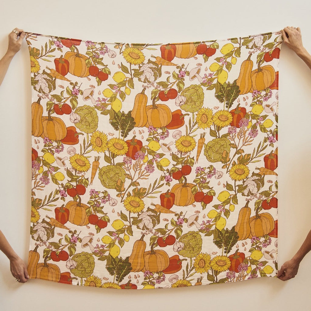 Vege Patch Swaddle