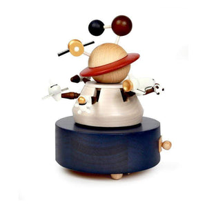 Outer Space Music Box