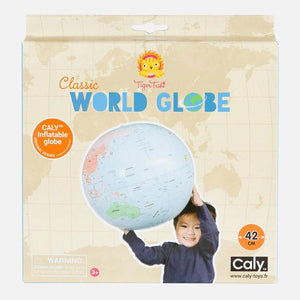World Globe | Captial Cities Classic