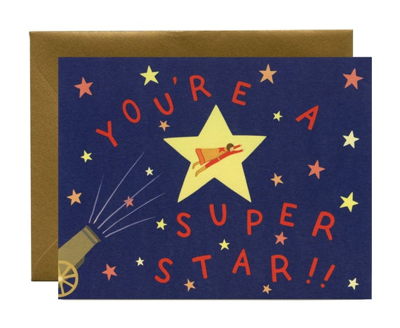 You're a Super Star!