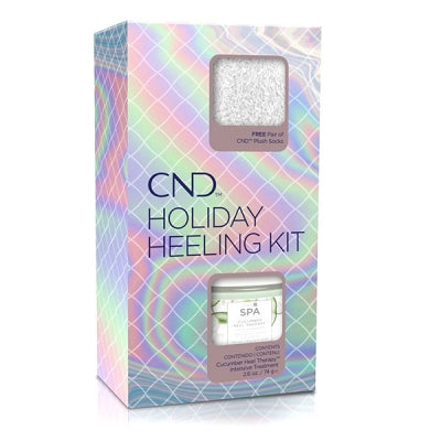 CND - Holiday Heeling Kit