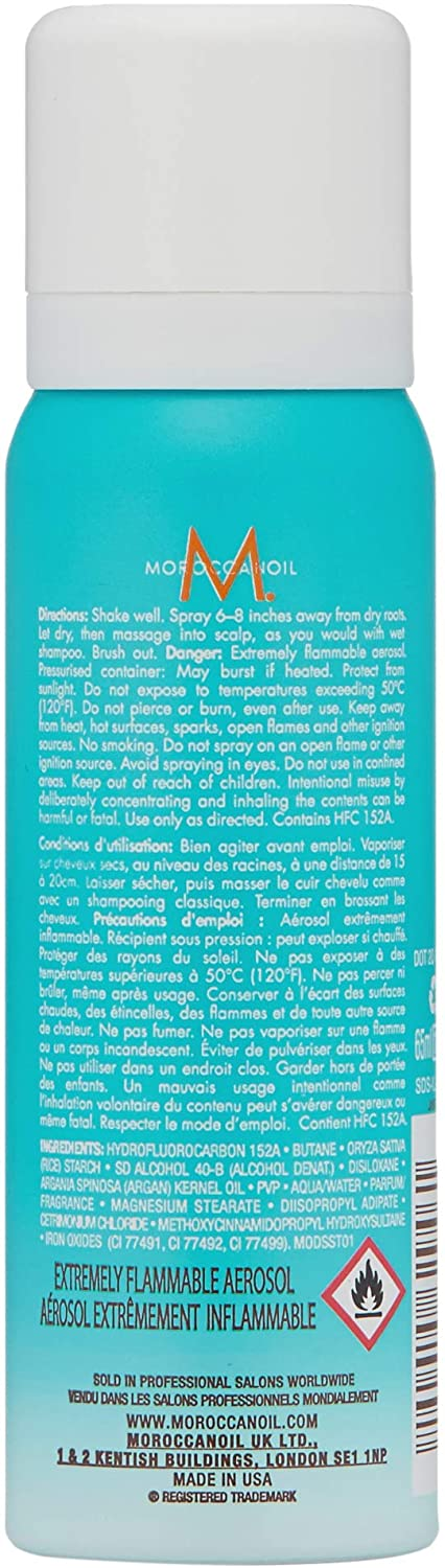 Moroccanoil - Dry Shampoo Dark and Light Tones 65ml