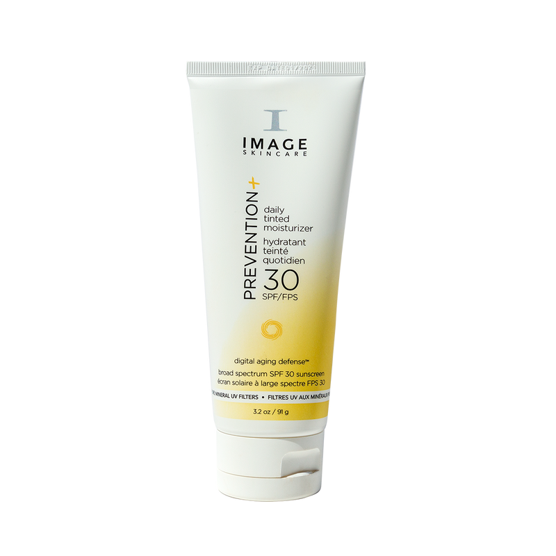 Image - Prevention - Daily Tinted Moisturizer Oil Free SPF 30+