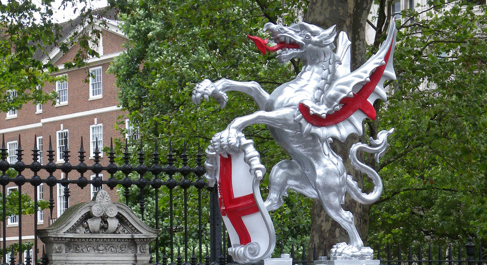 City of London: Boundary Dragons