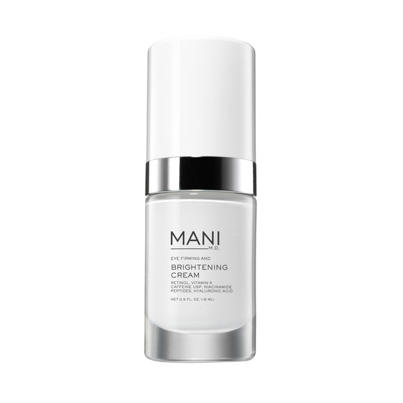 Mani M.D. Eye Firming and Brightening Cream