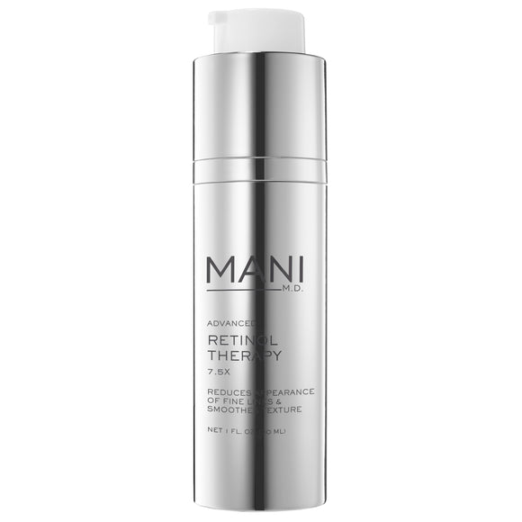 Mani M.D. Advanced Retinol Therapy 7.5x