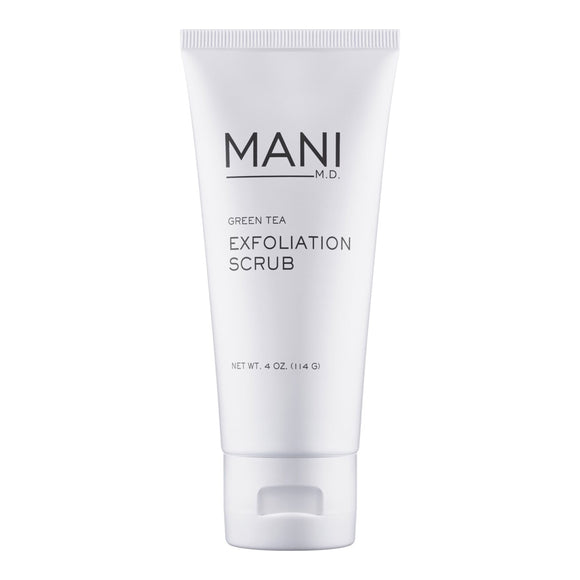 Mani M.D. Green Tea Exfoliation Scrub