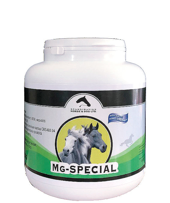 Mg-Special 1,8 kg