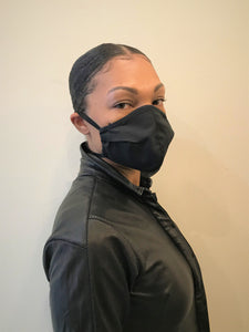 5M - VP2 MASK - WATERPROOF NYCO || BLACK