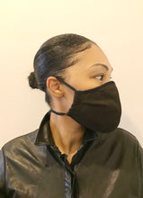 Load image into Gallery viewer, 5M - VP2 MASK - ORGANIC LINEN || DARK BROWN