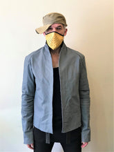 Load image into Gallery viewer, 5M - VP3 SELF-FILTERING MASK - PERFORATED LEATHER || YELLOW