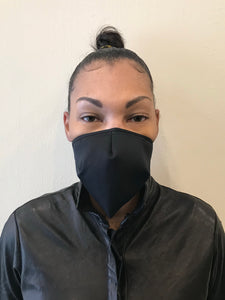5M - VP1 SELF-FILTERING MASK - COTTON || BLACK