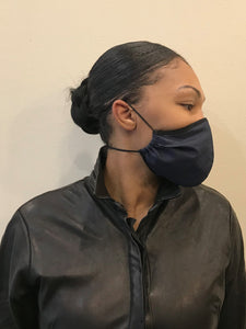 5M - VP2 MASK - WATER-REPELLENT LINEN || MIDNIGHT
