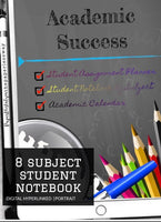 Elementary School Student Notebook v2