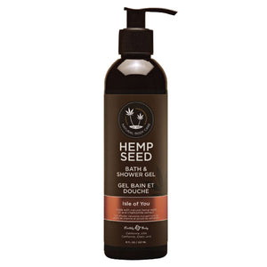 Hemp Seed Shower Gel
