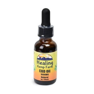 CBD Oil - Natural 1000MG