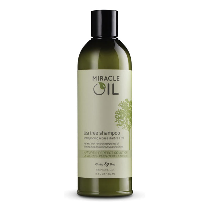 Miracle Oil Hair Care