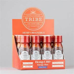 Tribe Energy Shots