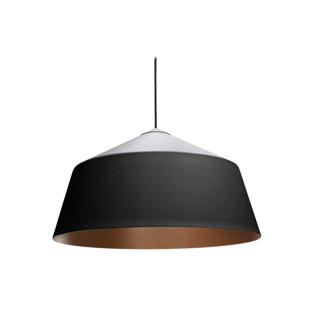 The Large Circus Pendant Light - Black - The Circus Collection Corinna Warm