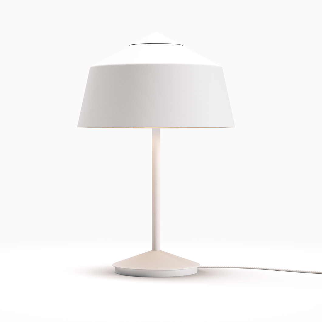 NEW! PRE-ORDER ONLY The Circus Table Lamp by Corinna Warm - White