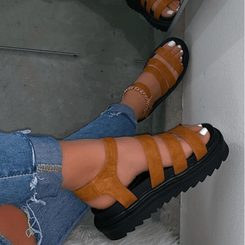 Everyday Platform Sandals - Taylar Diarra