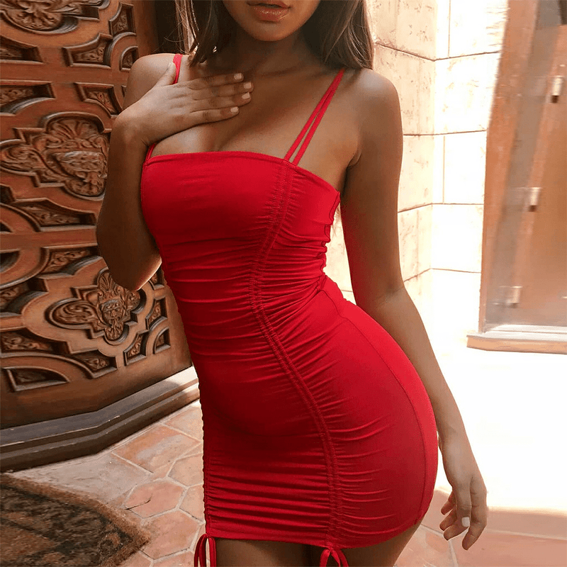 Just Right Bodycon Dress - Taylar Diarra