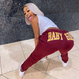 Baby Girl Sweat Pants - Taylar Diarra