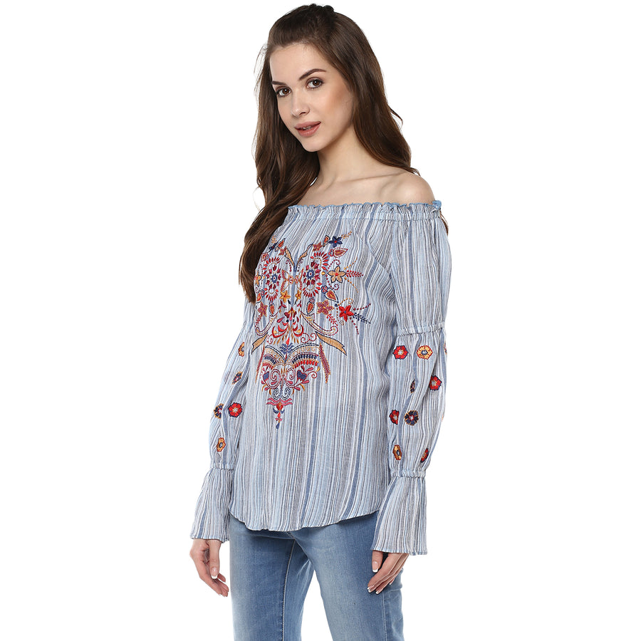 Jungle Bay Blouse