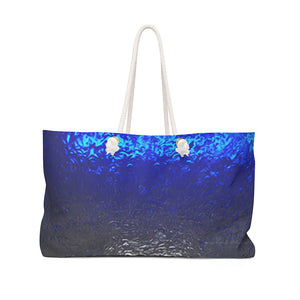 Weekender Bag - Blue Splash
