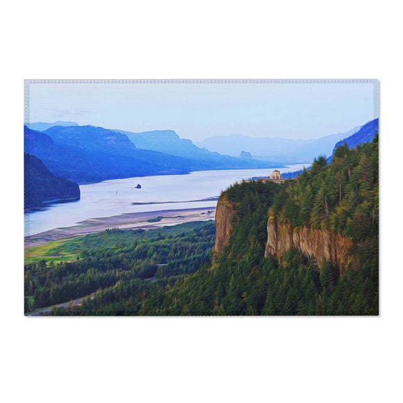 Area Rugs - Columbia River Gorge - #1