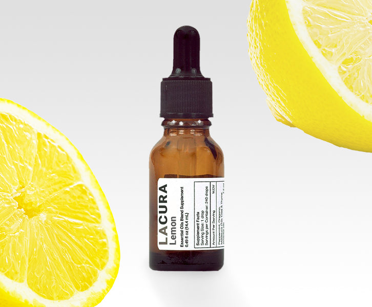 Open image in slideshow, LaCura Lemon 15ml