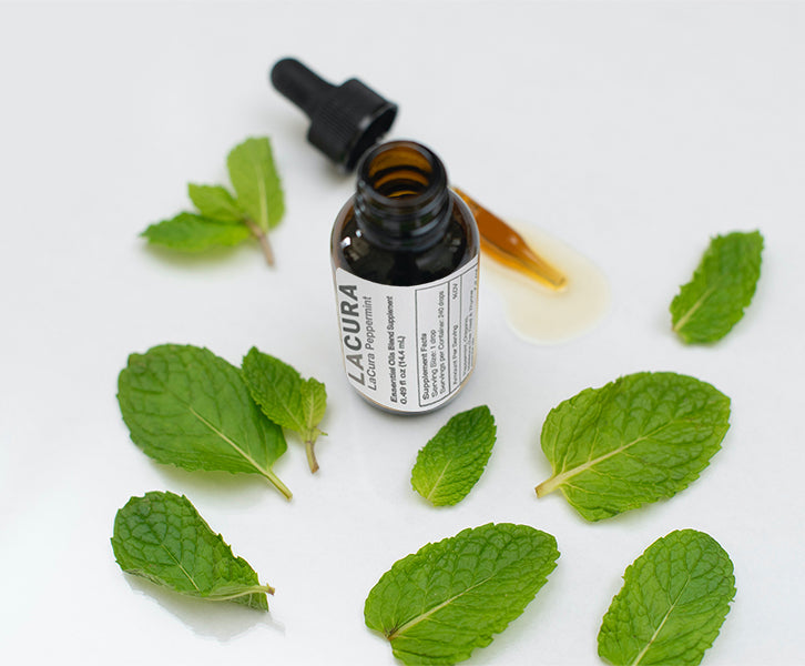 Open image in slideshow, LaCura Peppermint 15ml