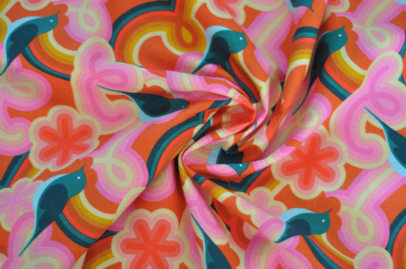 Dress fabrics - sold by the half metre