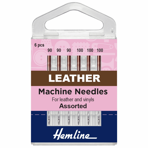 Leather Machine Needles