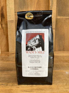 2# Wade's Mill Bloody Butcher Cornmeal- Wednesday 2/24