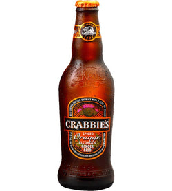 Crabbie's Orange Alcoholic Ginger Beer