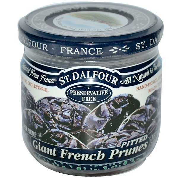 St. Dalfour Giant French Prunes