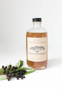 Commonhealth Elderflower Cordial