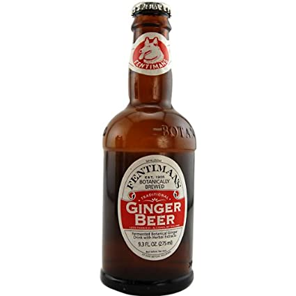 Fentimans Ginger Beer (4pk)