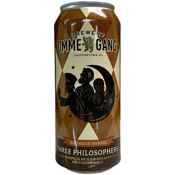 Ommegang Bourbon Barrel Aged 3 Philosophers