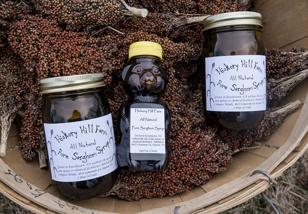 Hickory Hill Farm Pure Sorghum Syrup