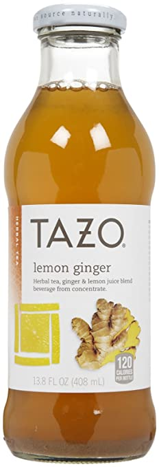 Tazo Lemon Ginger Tea