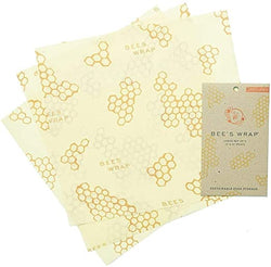 Bee's Wrap 3-Pack Large Reusable Cheese Wraps