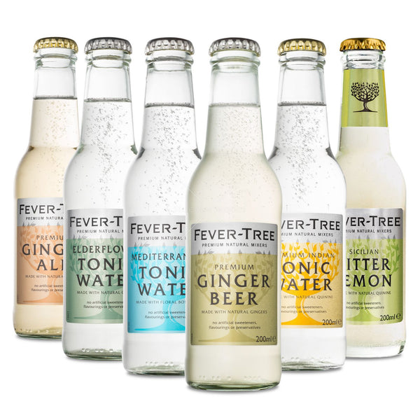 Fever-Tree Mixers
